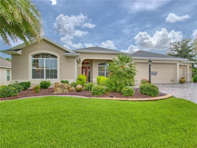 2351 Bramble Terrace, The Villages, FL 32162 (MLS #G5003982) :: Realty Executives in The Villages