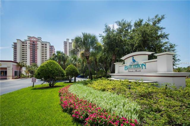 13415 Blue Heron Beach Drive #1001, Orlando, FL 32821 (MLS #G5004331) :: The Duncan Duo Team