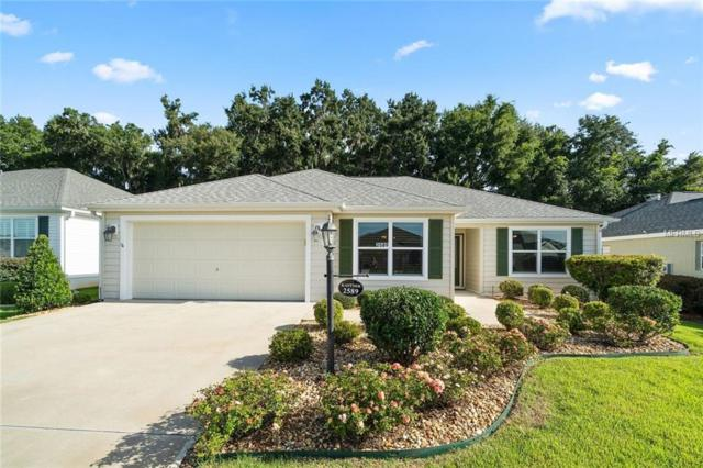 2589 Jupiter Way, The Villages, FL 32163 (MLS #G5004357) :: Realty Executives in The Villages