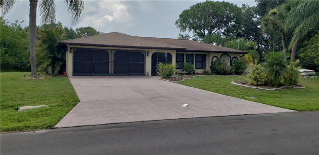 206 Mcdill Drive, Port Charlotte, FL 33953 (MLS #G5004563) :: Griffin Group