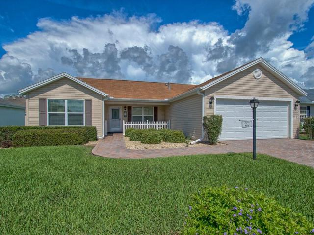 664 Fayette Court, The Villages, FL 32162 (MLS #G5004764) :: Realty Executives in The Villages