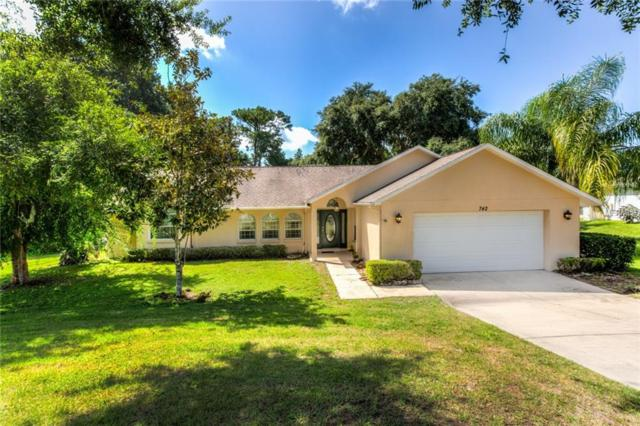 742 Woodview Drive, Tavares, FL 32778 (MLS #G5004839) :: Griffin Group