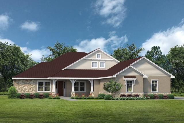 LOT E41 Live Oak Drive Lot E41, Tavares, FL 32778 (MLS #G5004842) :: RealTeam Realty
