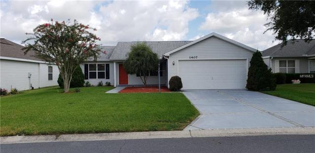 1407 Leone Lane, The Villages, FL 32159 (MLS #G5004953) :: Realty Executives in The Villages