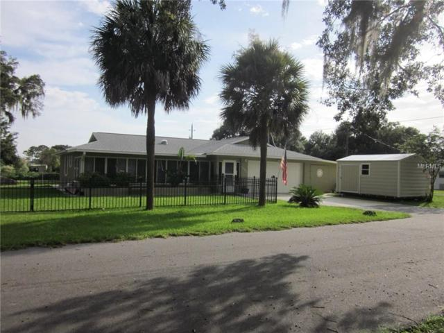 1381 Cr 446A, Lake Panasoffkee, FL 33538 (MLS #G5005001) :: RealTeam Realty