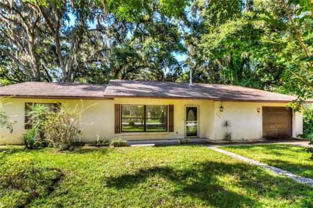 603 Lake Street, Fruitland Park, FL 34731 (MLS #G5005056) :: Godwin Realty Group