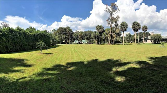 Lot 2 E Shirley Shores Road, Tavares, FL 32778 (MLS #G5005069) :: The Duncan Duo Team