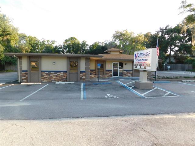 725 E Alfred Street, Tavares, FL 32778 (MLS #G5005107) :: Delgado Home Team at Keller Williams