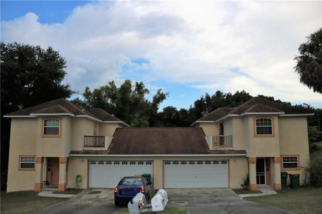 912 / 914 E Citrus Avenue, Eustis, FL 32726 (MLS #G5005118) :: Griffin Group
