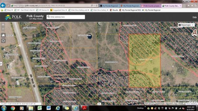 Old Grade Road, Polk City, FL 33868 (MLS #G5005517) :: The Duncan Duo Team