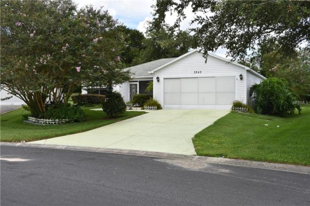 3543 Reston Drive, The Villages, FL 32162 (MLS #G5005605) :: Realty Executives in The Villages