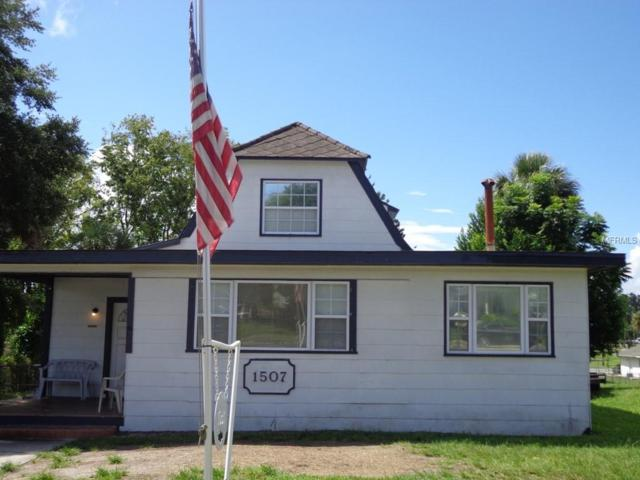 1507 W Main Street, Leesburg, FL 34748 (MLS #G5005733) :: The Light Team