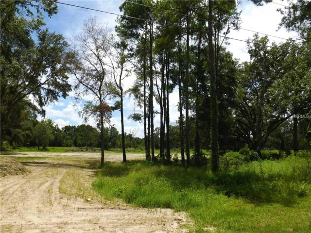 Clay Drain Rd - Cr 156, Wildwood, FL 34785 (MLS #G5005757) :: KELLER WILLIAMS CLASSIC VI