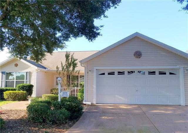 1870 Bordeaux Avenue, The Villages, FL 32162 (MLS #G5005858) :: Realty Executives in The Villages