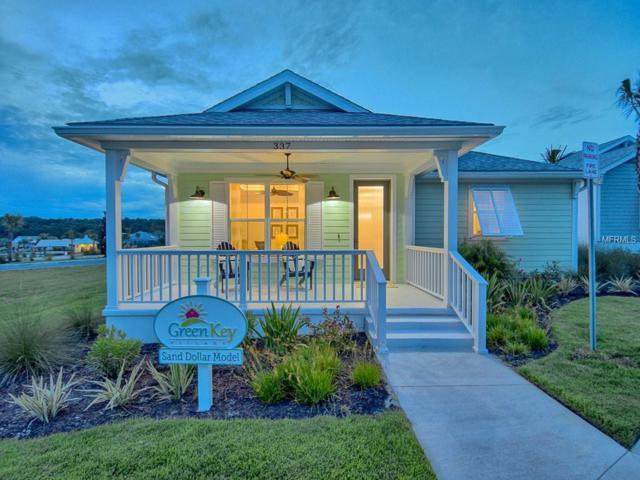 337 Conch Key Lane, Lady Lake, FL 32159 (MLS #G5005890) :: Team Bohannon Keller Williams, Tampa Properties