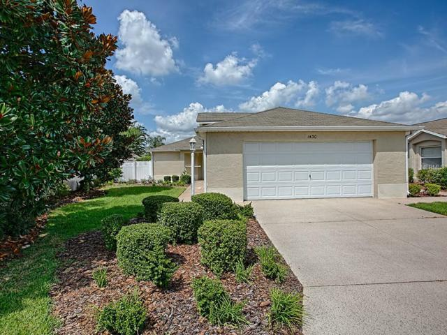 1430 Mccoll Court, The Villages, FL 32162 (MLS #G5006294) :: Realty Executives in The Villages