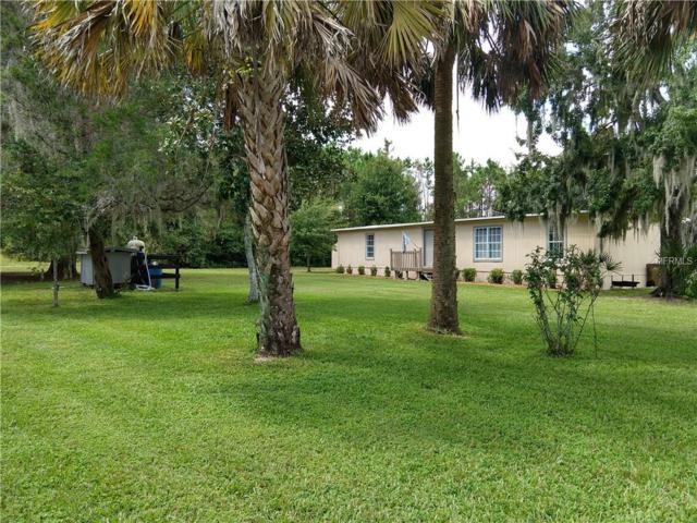 1335 Youth Camp Road, Groveland, FL 34736 (MLS #G5006312) :: Delgado Home Team at Keller Williams