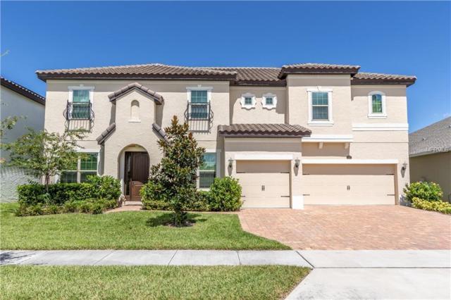 16663 Varone Cove Court, Winter Garden, FL 34787 (MLS #G5006341) :: G World Properties