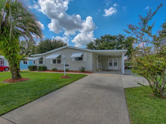 1619 W Schwartz Boulevard, The Villages, FL 32159 (MLS #G5006347) :: Realty Executives in The Villages