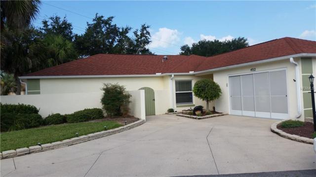 402 Carmel Avenue, Lady Lake, FL 32159 (MLS #G5006383) :: The Light Team