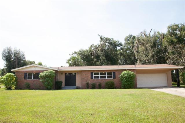 820 E Clifford Avenue, Eustis, FL 32726 (MLS #G5006386) :: The Price Group