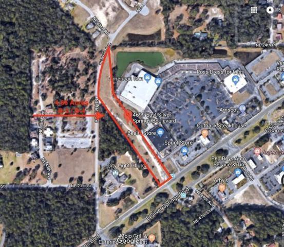 4699 E Silver Springs Boulevard, Ocala, FL 34470 (MLS #G5006411) :: RE/MAX Realtec Group