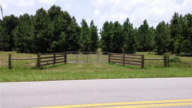 Youth Camp Road, Groveland, FL 34736 (MLS #G5006442) :: Team Pepka