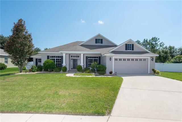 284 Magneta Loop, Auburndale, FL 33823 (MLS #G5006558) :: Gate Arty & the Group - Keller Williams Realty