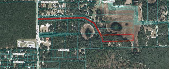 TBD E 182 AVENUE ROAD, Umatilla, FL 32784 (MLS #G5006565) :: FL 360 Realty