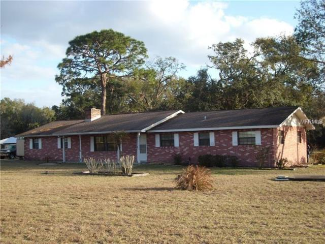1801 E C 470, Sumterville, FL 33585 (MLS #G5006592) :: Mark and Joni Coulter | Better Homes and Gardens