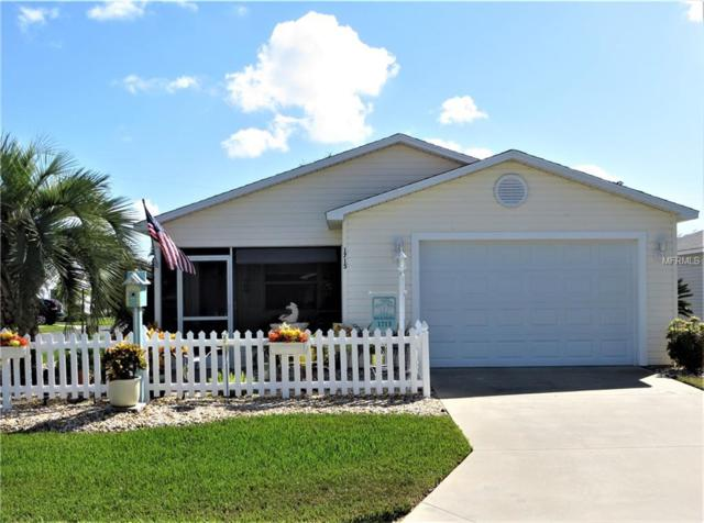 1715 El Nino Street, The Villages, FL 32162 (MLS #G5006633) :: Realty Executives in The Villages