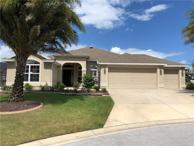 973 Baisley Trail, The Villages, FL 32162 (MLS #G5007097) :: Realty Executives in The Villages