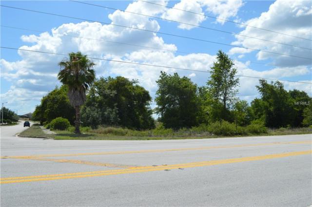 Corner Of Cr 33 And Centennial Pkwy, Mascotte, FL 34753 (MLS #G5007149) :: Lockhart & Walseth Team, Realtors