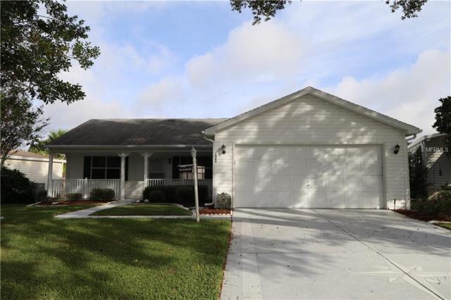 1445 W Schwartz Boulevard, The Villages, FL 32159 (MLS #G5007240) :: The Duncan Duo Team