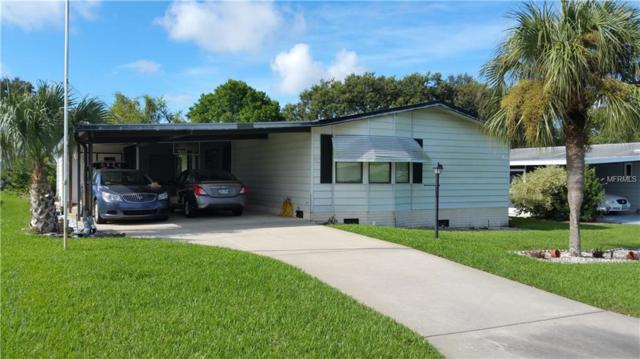 1814 W Schwartz Boulevard, The Villages, FL 32159 (MLS #G5007394) :: Realty Executives in The Villages