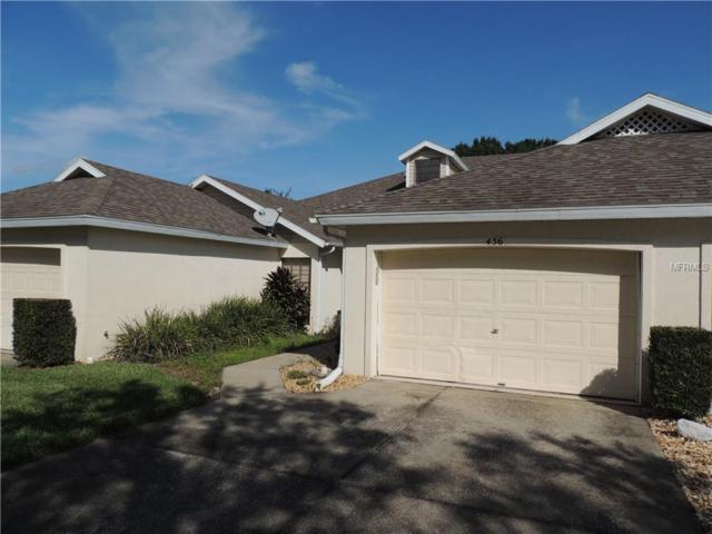 456 Baytree Boulevard, Tavares, FL 32778 (MLS #G5007435) :: Baird Realty Group