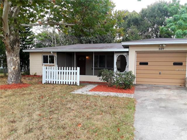 807 Norman Drive, Mount Dora, FL 32757 (MLS #G5007472) :: Revolution Real Estate