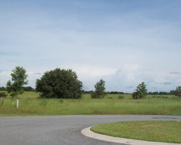 Lot 127 Bee Meadow Court, Eustis, FL 32736 (MLS #G5007507) :: The Duncan Duo Team