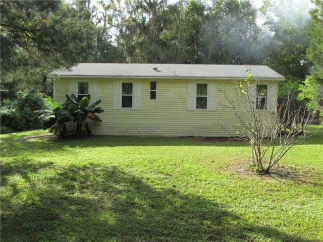 2524 Cr 401A, Lake Panasoffkee, FL 33538 (MLS #G5007557) :: RealTeam Realty