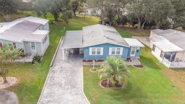 536 Rainbow Boulevard, The Villages, FL 32159 (MLS #G5007606) :: Realty Executives in The Villages