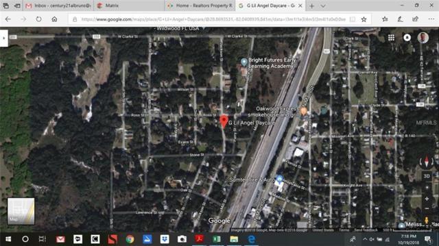 Jackson Street, Wildwood, FL 34785 (MLS #G5007708) :: RealTeam Realty