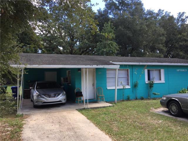 606 2ND Street, Wildwood, FL 34785 (MLS #G5007709) :: RealTeam Realty