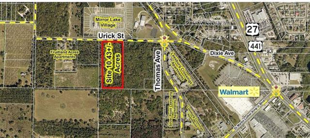 Urick Street, Fruitland Park, FL 34731 (MLS #G5007886) :: Delgado Home Team at Keller Williams