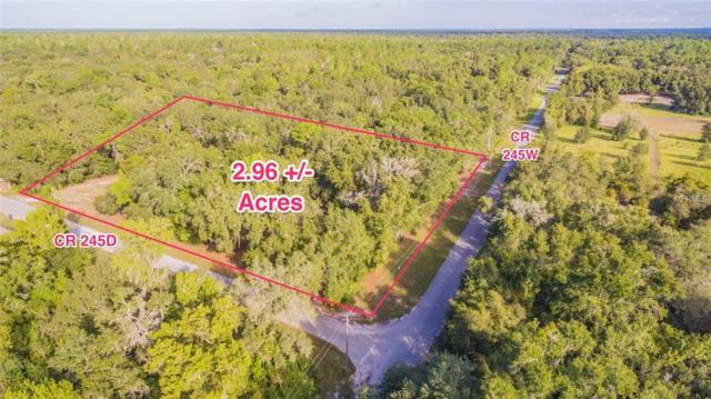 0000 County Road 245D, Oxford, FL 34484 (MLS #G5007962) :: Homepride Realty Services