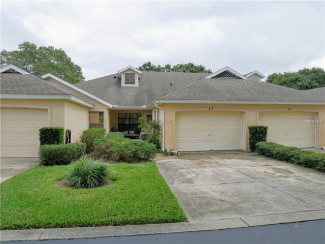 244 Juniper Way, Tavares, FL 32778 (MLS #G5007987) :: Baird Realty Group