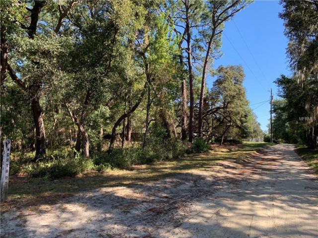 00000 North Road, Altoona, FL 32702 (MLS #G5008034) :: Homepride Realty Services