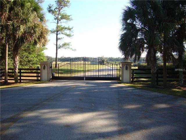 SE 37TH AVE RD, Belleview, FL 34420 (MLS #G5008036) :: The Duncan Duo Team