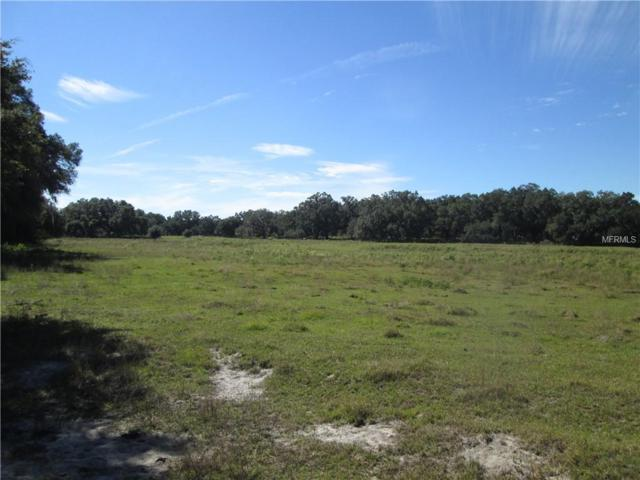 34TH, Sumterville, FL 33585 (MLS #G5008306) :: Griffin Group