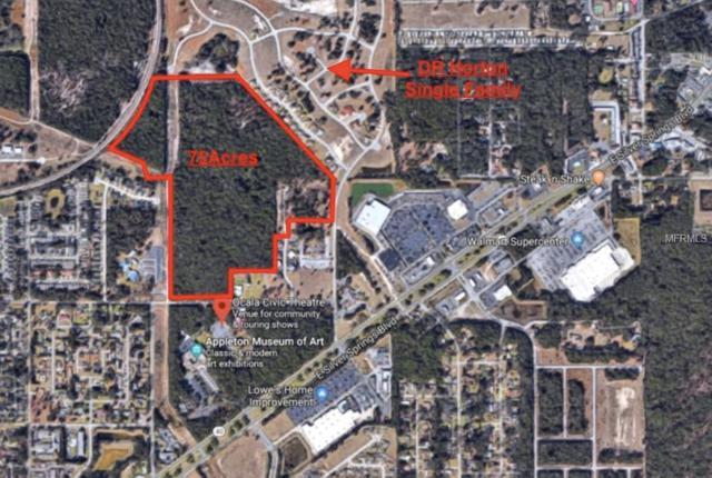 0 NE 21ST Street, Ocala, FL 34470 (MLS #G5008417) :: Mark and Joni Coulter | Better Homes and Gardens