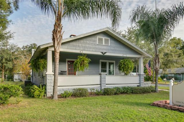 1004 N Donnelly Street, Mount Dora, FL 32757 (MLS #G5008521) :: Revolution Real Estate